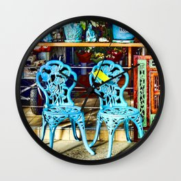 Sidewalk Sale Wall Clock