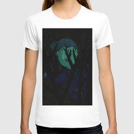 Navigating the dark T-shirt