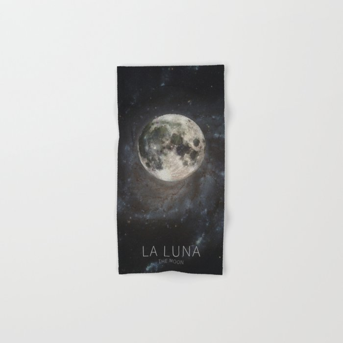 La Luna Hand & Bath Towel