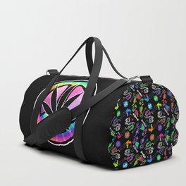 Peace Leaf Duffle Bag