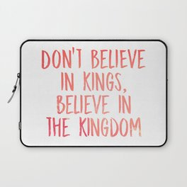 Believe in the Kingdom - Chance the Rapper Laptop Sleeve
