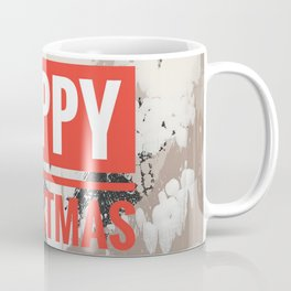 Snowfall - Happy Christmas Coffee Mug