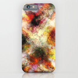 Back to the fires iPhone Case
