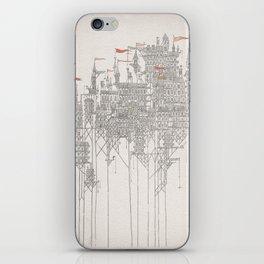 Zenobia iPhone Skin
