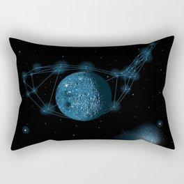 Game of God Rectangular Pillow