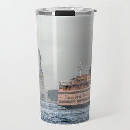 Ferry & Liberty Travel Mug