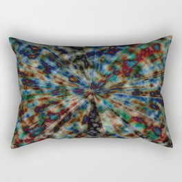 Blotchy Rectangular Pillow