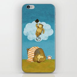 What bears dream of iPhone Skin