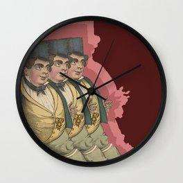 You Should Be Dancing Wall Clock