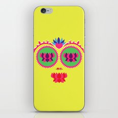 Indian face iPhone Skin