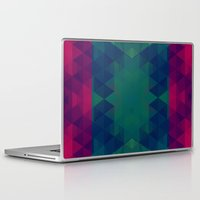 geo Laptop & iPad Skins featuring Geo by Catherine Stuckrath