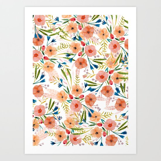 Floral Dance by artiisan