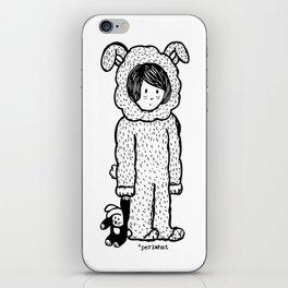 Little Bunny Bear iPhone Skin