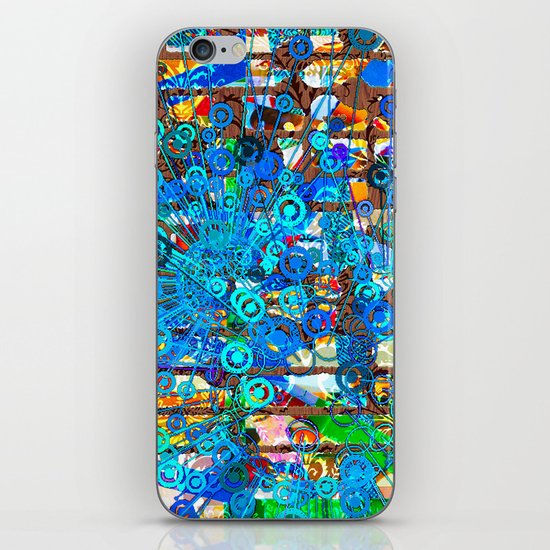JT (Goldberg Variations #29) iPhone & iPod Skin