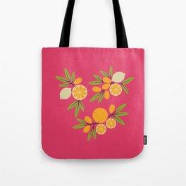 I love Citrics Tote Bag