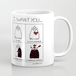 I Want You... Coffee Mug