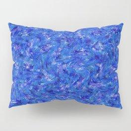Blue Beauty Pillow Sham