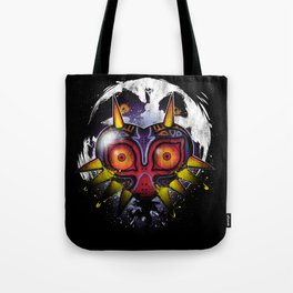 Power Behind the Mask Tote Bag
