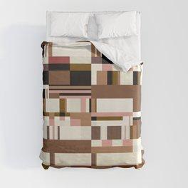 Debussy Little Shepherd (Coffee Colours) Duvet Cover