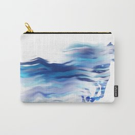 Horse whispered by the wind Carry-All Pouch