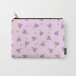 kawaii aubergines Carry-All Pouch