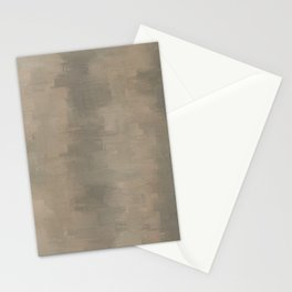 Reclaimed 2 Abstract Expressions Stationery Cards