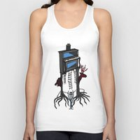 piano Tank Tops featuring piano by JBLITTLEMONSTERS