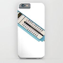 Spring Balance Scale Newton Meter Mechanical Gauge Weighing iPhone Case
