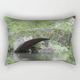 Gapstow Bridge  NYC Rectangular Pillow