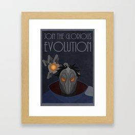 League of legends Viktor Poster Framed Art Print