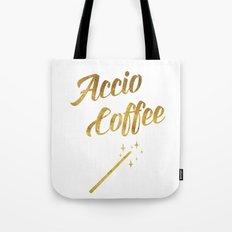 Accio Coffee Tote Bag