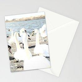 A royal gathering. Stationery Cards