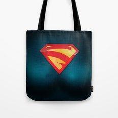 SUPERGIRL SUIT Tote Bag