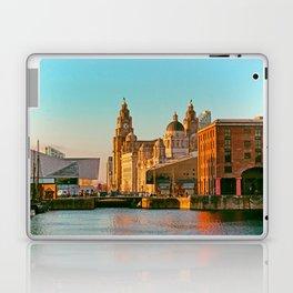 Pier Head and the Albert Dock Laptop & iPad Skin