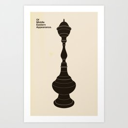 Of Middle Eastern Appearance Art Print