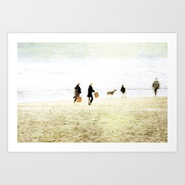 People ~ family Art Print
