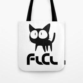 FLCL - Cat Tote Bag