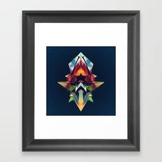 Sigma Framed Art Print