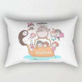 Ghibli Collection Rectangular Pillow