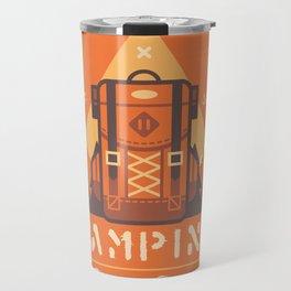 Camping Tippi Travel Mug