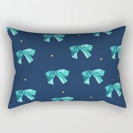 Lazos bb. pattern Rectangular Pillow