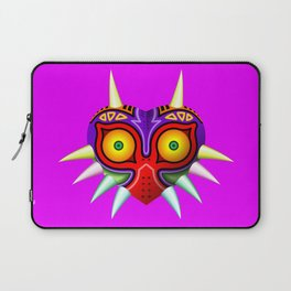 Majora's Mask Laptop Sleeve
