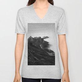 Cliffs Unisex V-Neck