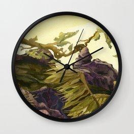 Derp Bird Wall Clock