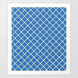 JoJo - Guida Mista Pattern Art Print