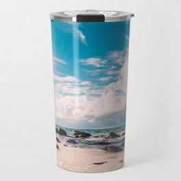 beach-sea Travel Mug