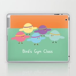 Birds Gym Class Laptop & iPad Skin