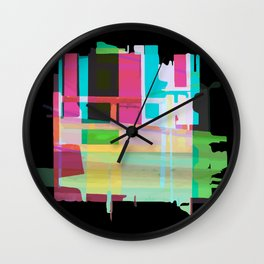 Urban Decay I Wall Clock