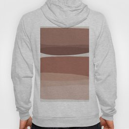 Modern Blush, Pink Painting, Pink Ombre Hoody