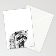 Raccoon Stationery Cards